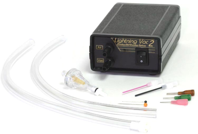 Lightning Vac 2 Vacuum Pump - 2nd