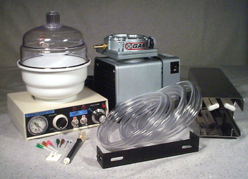 WK-3 Hearing Aid Workstation Kit